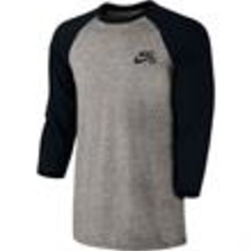 Nike SB Dri-Fit 3/4 Sleeve Crew Shirt