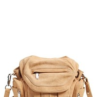 Alexander Wang 'Mini Marti - Nude Nubuck' Convertible Backpack | Nordstrom