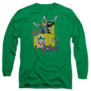 Dc - These Fish Are Loaded Long Sleeve Adult 18/1 Officially Licensed Shirt
