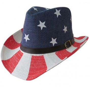 American Flag hat cap 4th of July