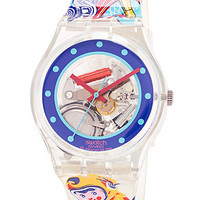American Apparel - Vintage Swatch Tin Toy Watch