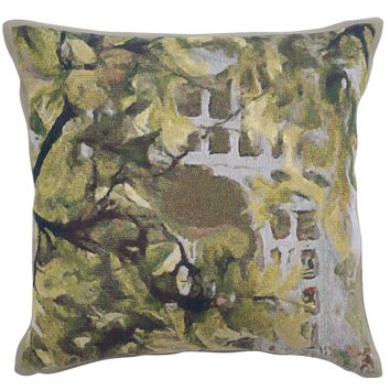 Jardin Tree European Cushion