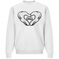 Matching Couple-Sweatshirts Designs - Customized Girl