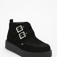 Urban Outfitters - T.U.K. Double Buckle Creeper Boot