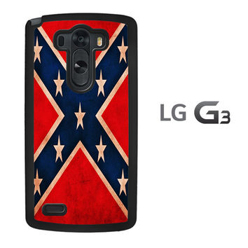 Confederate Flag LG G3 Case