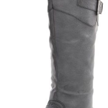 Madden Girl Women's Lundunn Knee-High...