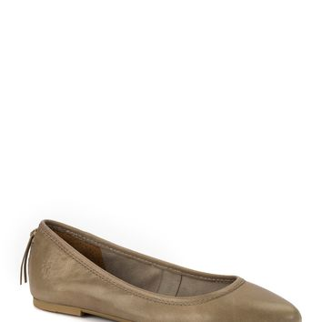 Frye | Regina Leather Ballet Flat | Nordstrom Rack