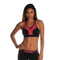 GymShark Women's Hex Crop Top - Cerise All women's wear | GymShark International | Be a visionary