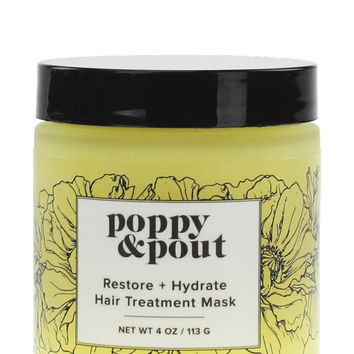 Hair Treatment Mask, Restore + Hydrate