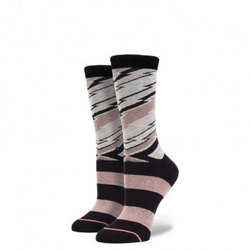 Stance Dessert Reserve Sock Rose Smoke OS Women
