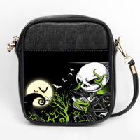 Jack Skellington Crossbody