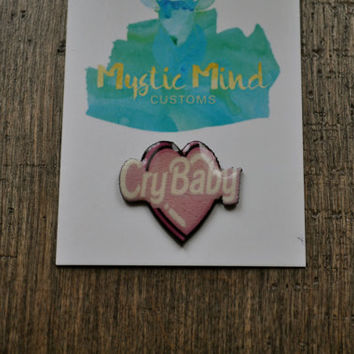 Cry Baby / Melanie Martinez - Lapel Pin