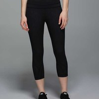 Run: Inspire Crop II *Full-On Luxtreme (Mesh)