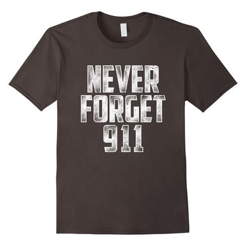 Never Forget 9 11 November 11th Vintage T-Shirt