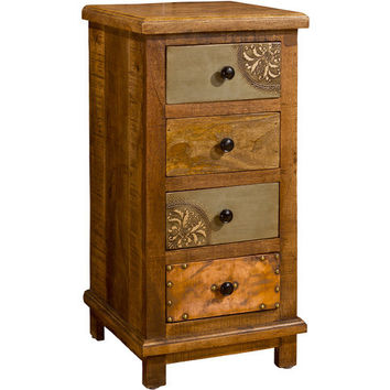 5732 Belina (4) Four Drawer Accent Cabinet - Free Shipping!