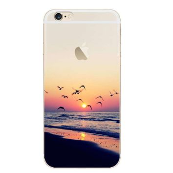 Creative Painting Pattern Iphone 7 7 Plus &  6 6s Plus & 5 5s Cover Case