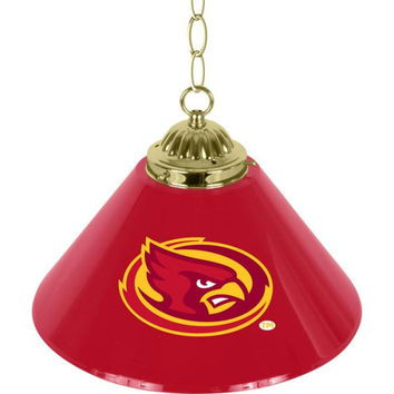 Iowa State University 14 Inch Single Shade Bar Lamp