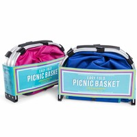 collapsible picnic basket|Five Below