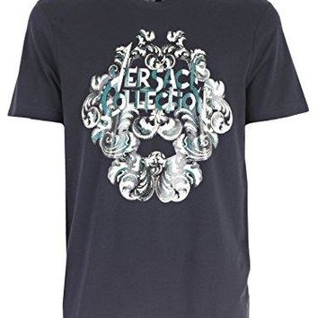 Versace Collection Printed T Shirt