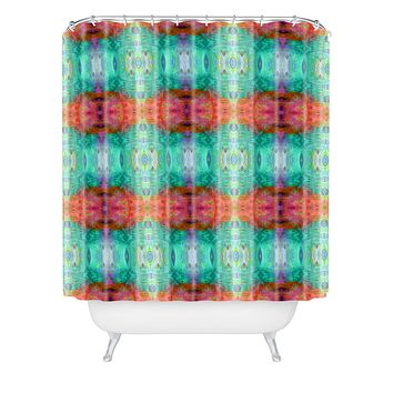 Ingrid Padilla Subtle Beauty Two Shower Curtain