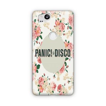 Panic At The Disco Cover Google Pixel 3 XL Case | Casefantasy