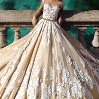 Kissbridal Luxury Wedding Dress