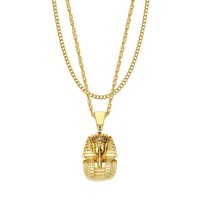 Mister King Tut Necklace
