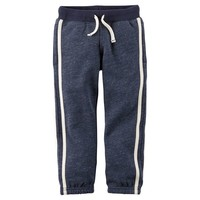 Carter's Stripe French Terry Sweat Pants - Boys