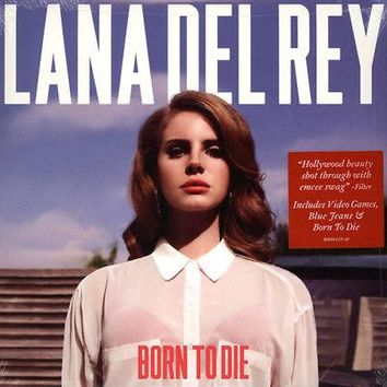 Lana Del Rey - Born To Die LP Vinyl NEW