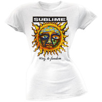 Sublime - 40 Oz To Juniors T-Shirt