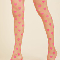 Styled at Heart Tights | Mod Retro Vintage Tights | ModCloth.com