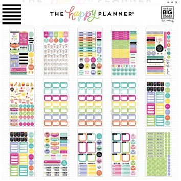 Happy Planner Mom Life Sticker Pack