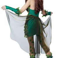 Lethal Beauty Poison Ivy Costume | Oya Costumes