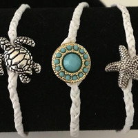 Save the Ocean Bracelet Medley