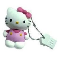 BNM Corporation - Sanrio Hello Kitty 4GB USB Flash Drive (Pink)