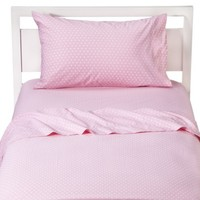 Circo® Polka Dot Sheet Set - Pink