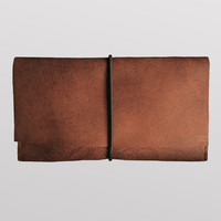 Camel Verne Leather Wallet