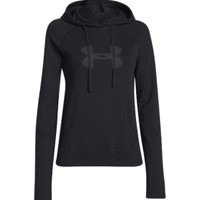 Under Armour Women's Pretty Gritty Big Logo Hoodie | DICK'S Sporting Goods
