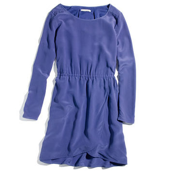 Madewell Silk Gatehouse Dress