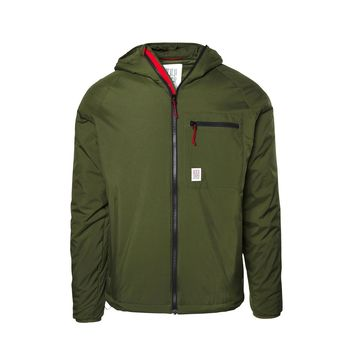 Topo Designs - Puffer Olive Jacket