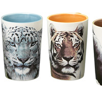 Set of Wildlife Mugs - Apparel and More from WWF