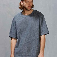 Shades Of Grey By Micah Cohen Woven Tee