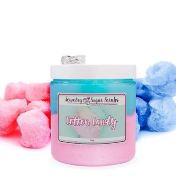 Cotton Candy | Single Jewelry Sugar Scrub®