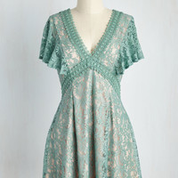 That's Aflutter Thing Dress | Mod Retro Vintage Dresses | ModCloth.com