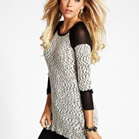 Tunic Sweater | GUESS.ca