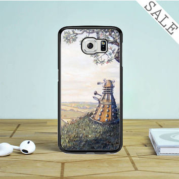 a rather dalek afternoon Samsung Galaxy S6 Edge Case