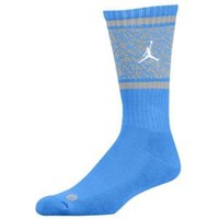 Jordan Striped Elephant Crew Sock - Men's at Foot Locker