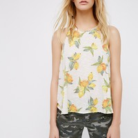 Free People Citrus Tank