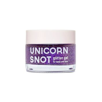 Unicorn Snot Glitter Gel-Holographic Purple