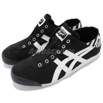 Asics Onitsuka Tiger Mexico 66 Paraty OT Black Mens Running Sneakers D342N-9001